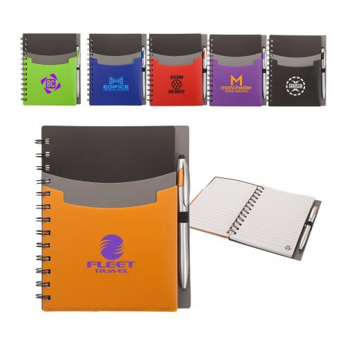 Academy Junior Notebook & Stylus Pen