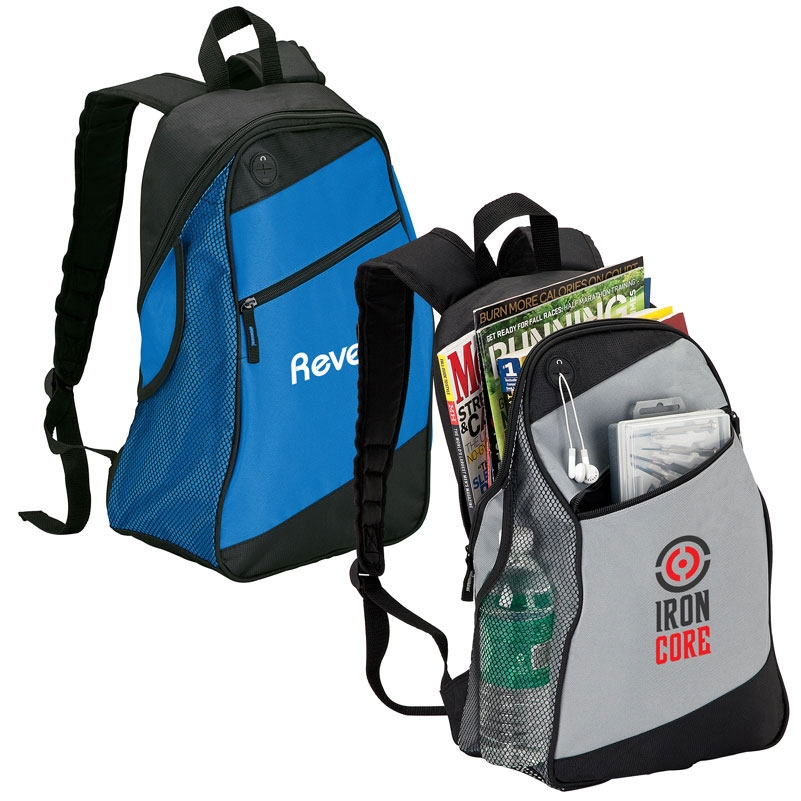 Backpack w/ Media Access
