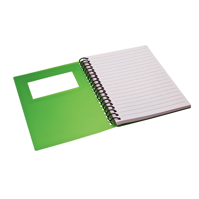 Business card holder notebook logo branded items business card holder notebook colourmoves
