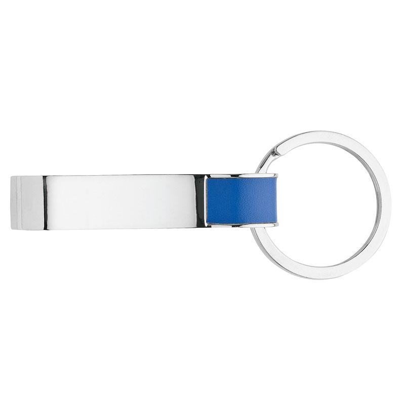 curved end bottle opener w split ring logo branded items. Black Bedroom Furniture Sets. Home Design Ideas
