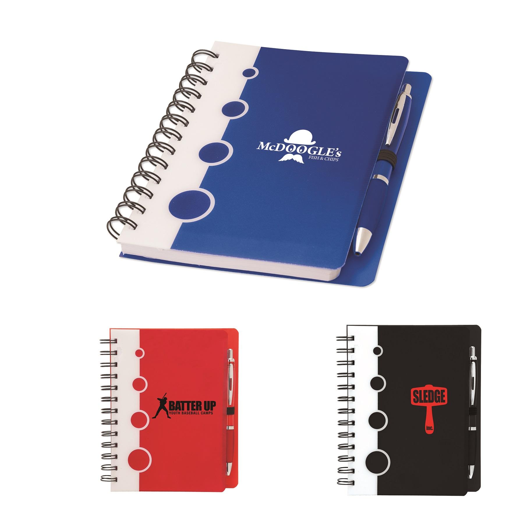 Junior Notebook with Pen
