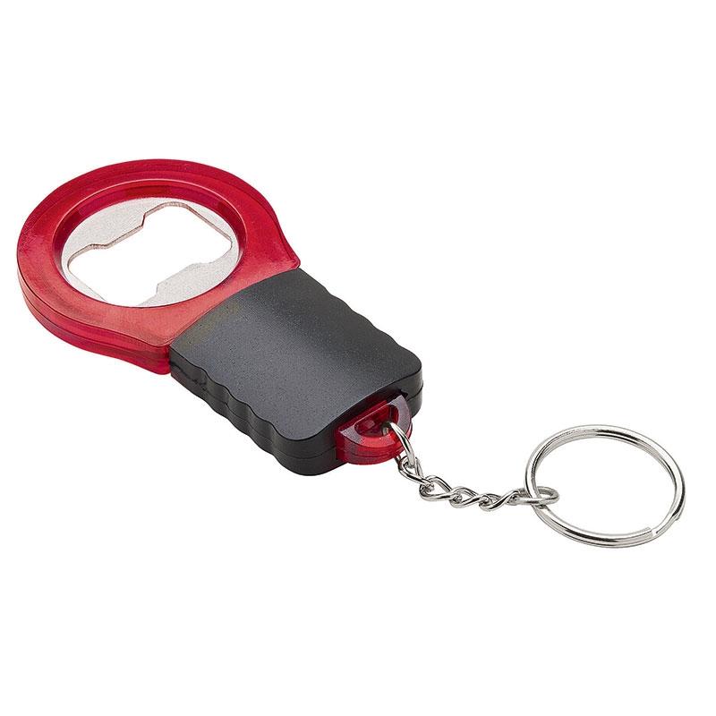 led bottle opener key ring logo branded items. Black Bedroom Furniture Sets. Home Design Ideas