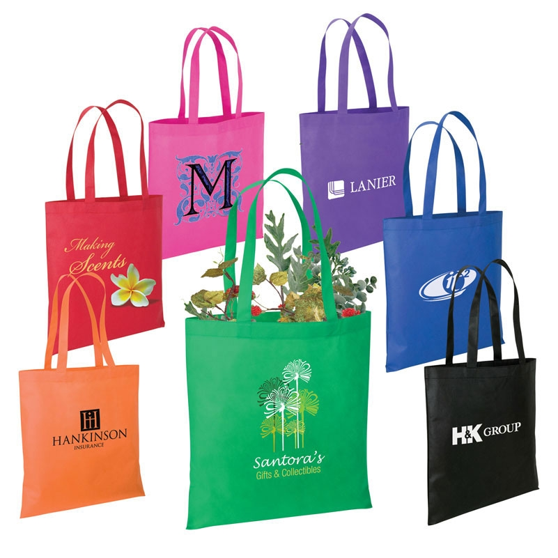Recyclable Slim Tote Bag