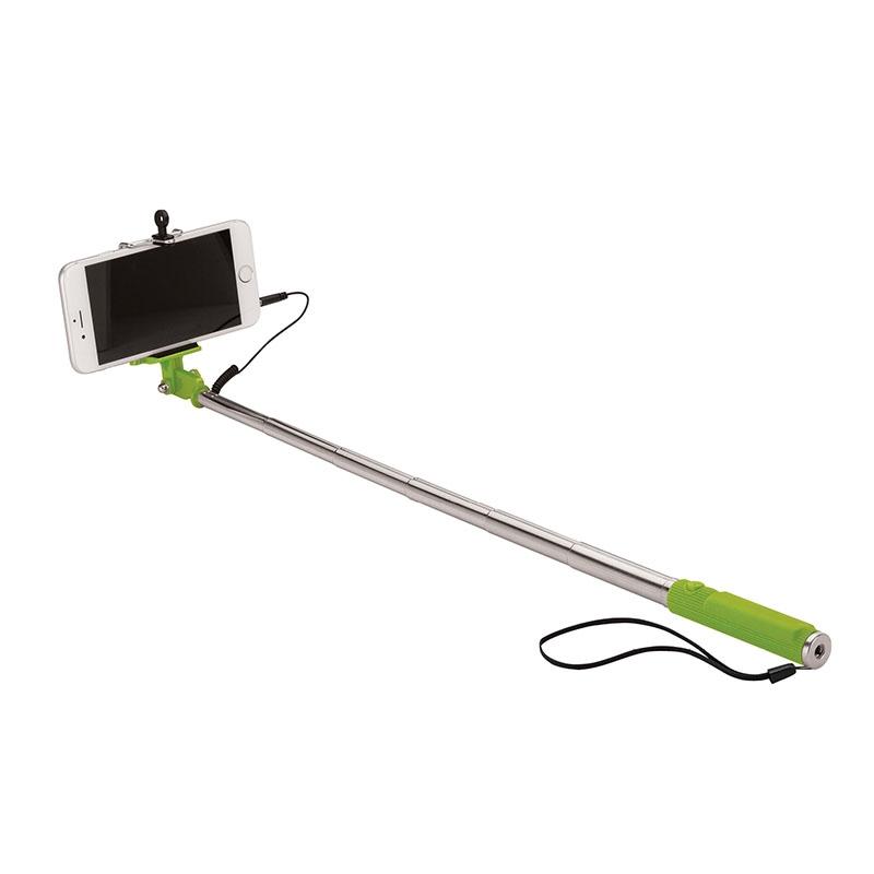 selfie stick logomark branded items. Black Bedroom Furniture Sets. Home Design Ideas