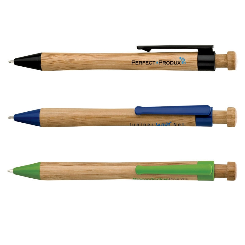 Wide Body Bamboo Pen