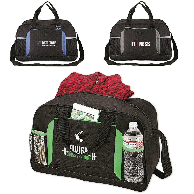 Zippered Duffel Bag