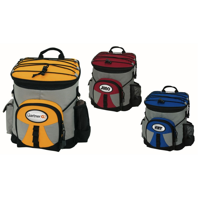 iCOOL™ PEVA Lined Backpack Cooler