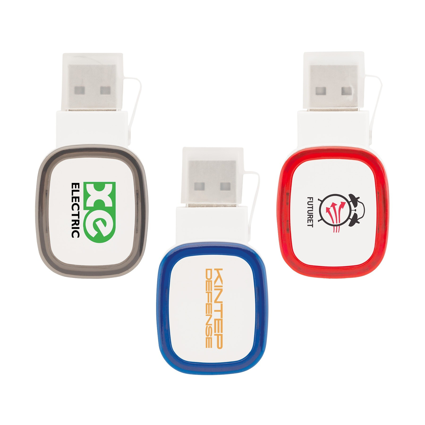 Tapa I Dual-Port USB 2.0 Hub/Reader