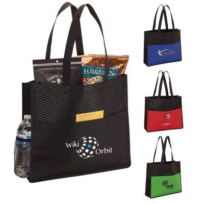 Track Tote Bag