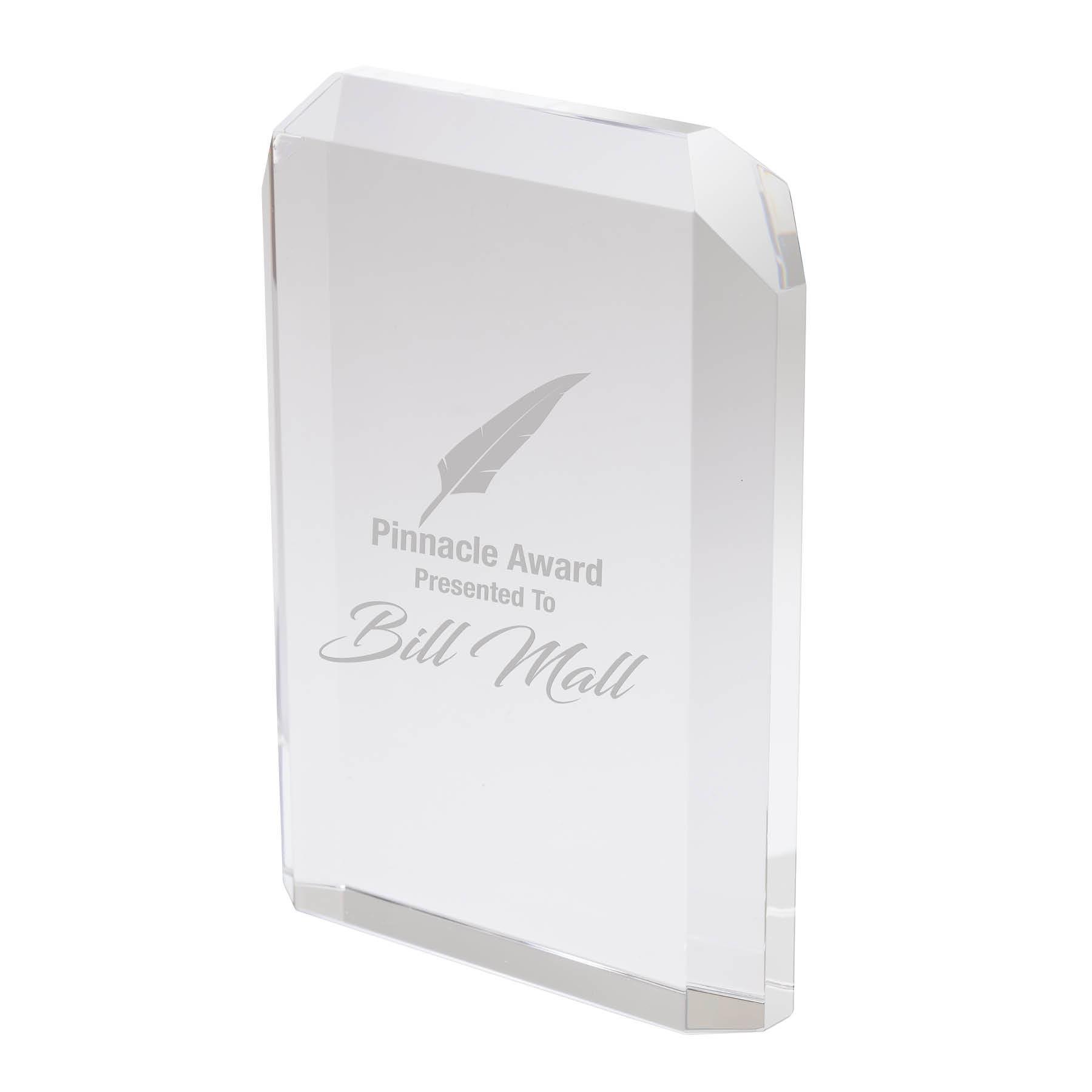Bordeaux II Large Crystal Award
