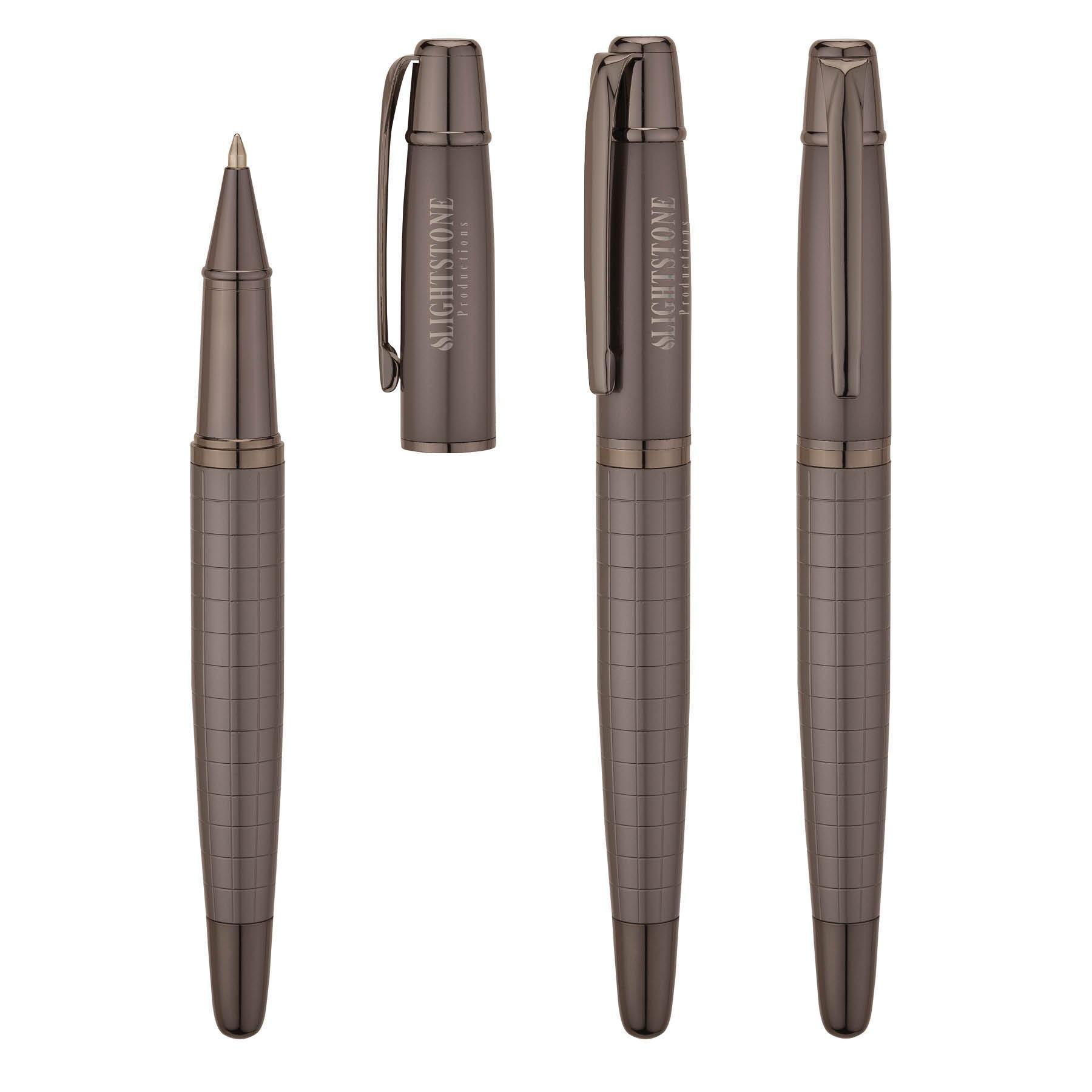 Basics® Granite Rollerball Pen