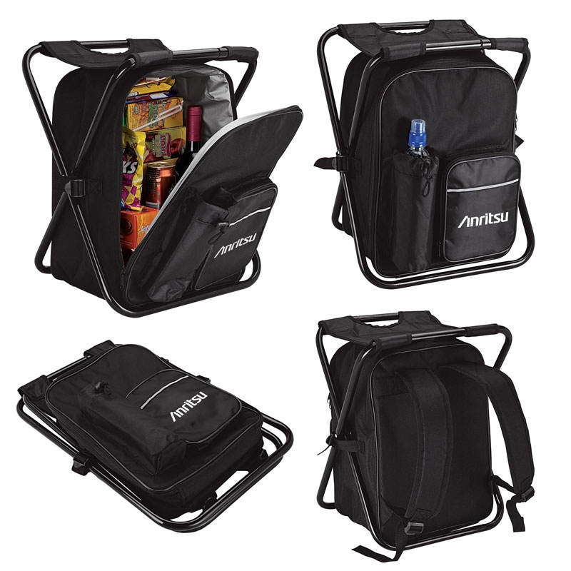 Remington 24 Can Cooler Backpack Chair | Logo Branded Items