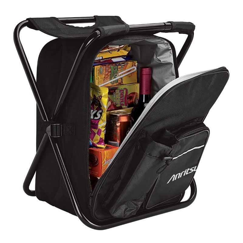Remington 24 Can Cooler Backpack Chair