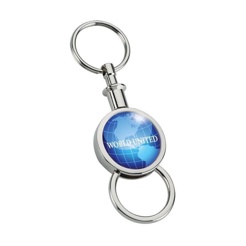 Barriga Separating Key Ring