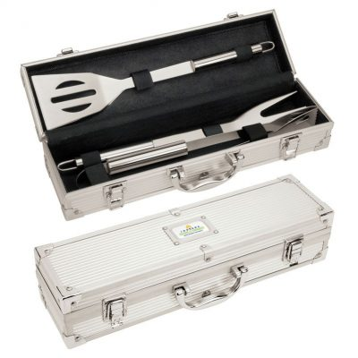 Front Tryon 3-Piece Mini Executive BBQ Set