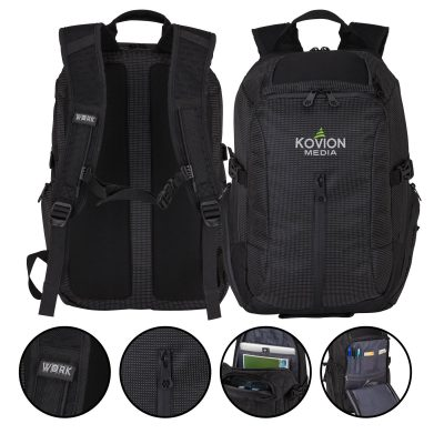 WORK Pro II Laptop Backpack