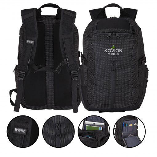 WORK Pro II Laptop Backpack