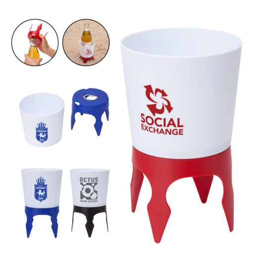 Bay City Beach Cup Holder