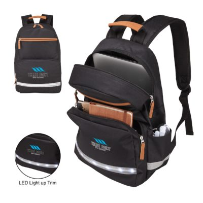 Sedona Backpack w/ LED Light