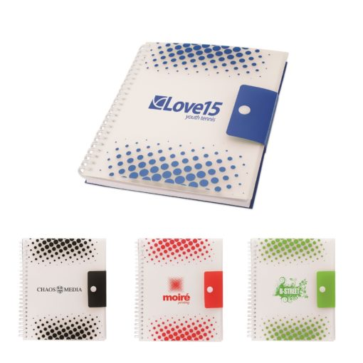 Junior Notebook with Pen & Sticky Notes