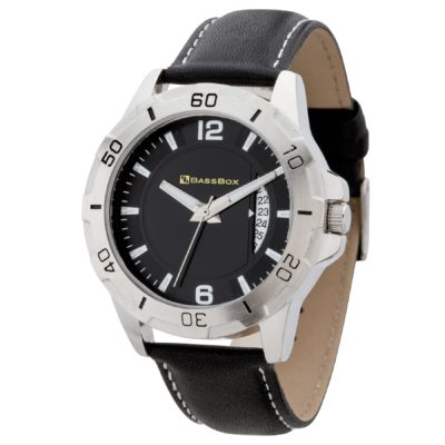 Watch Creations Men's Cued Date Window Watch