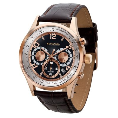 Jorg Gray Signature Unisex Chronograph Watch