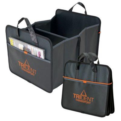 Trunk Organizer w/Strap Handles
