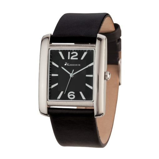 Watch Creations Men's Classic Style Watch w/Silver Finish
