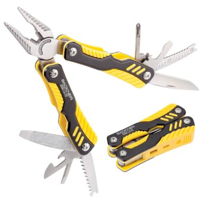 Yellow Rugged Multi Function Pliers Tool