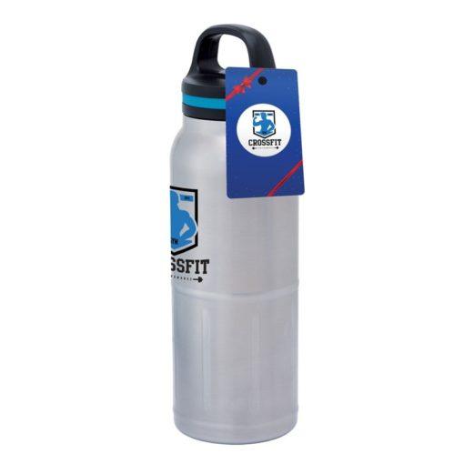 Great Odin 40 oz. Stainless Steel Vacuum Water Bottle & Hangtag