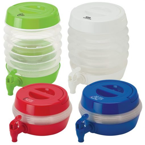 124 oz Expandable Beverage Dispenser