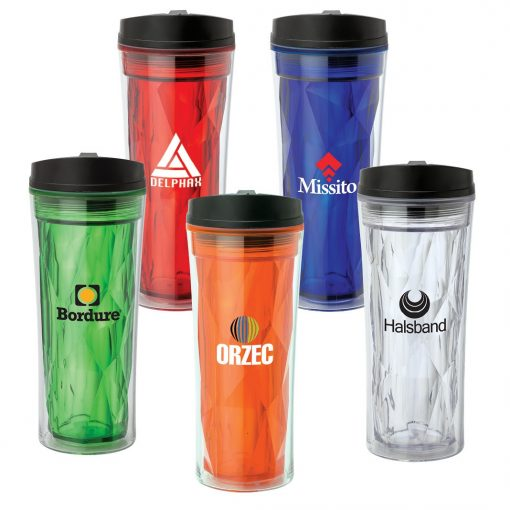 16 oz. Double Wall AS Tumbler for Cold Drinks