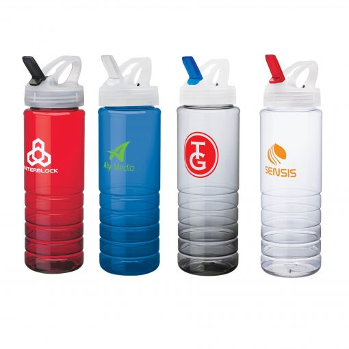 26 oz. PET Bottle with Flip Spout