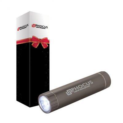 Alpha PowerXTD Mobile Power Bank & Packaging
