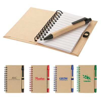 Baffin Bay Notebook & Pen