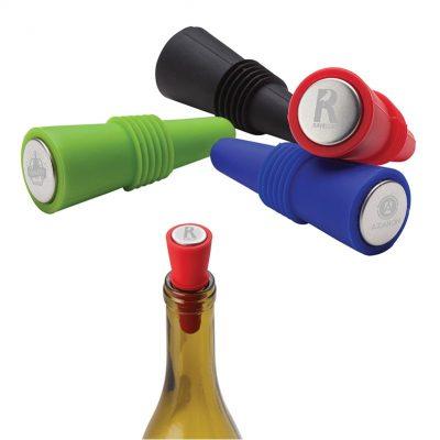 Bonito Silicone Wine Stopper