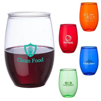Bristol 16oz PET Wine Tumbler