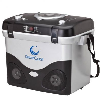 CD / MP3 / AM/FM Radio Cooler