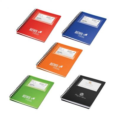 Cambridge Card Holder Notebook