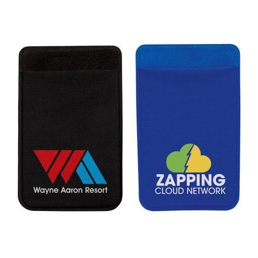 Como Fabric Phone Wallet