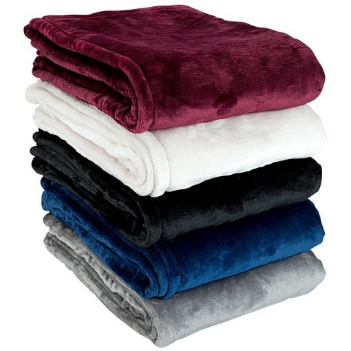 Fairmont Mink Touch Blanket