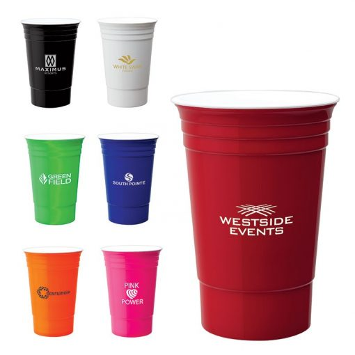 Fiesta 16 oz. Double Wall Party Cup