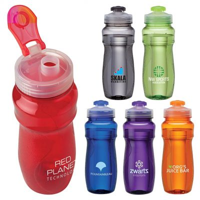 Forte 24 oz. PET Water Bottle