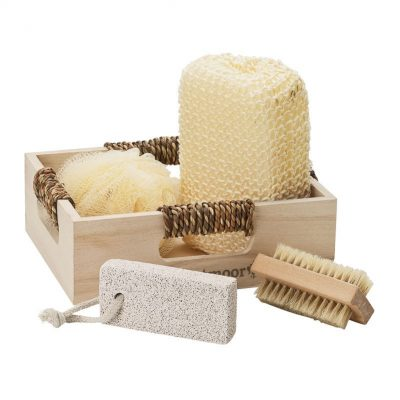 Getaway 4-Piece Spa Kit in Box