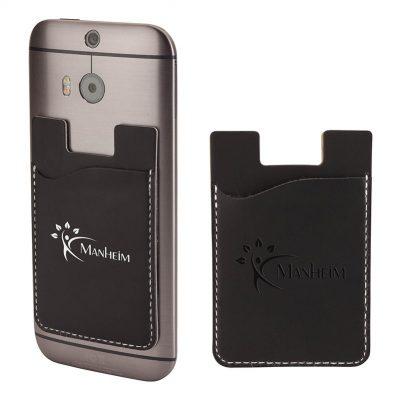 Manhattan Leatherette Phone Wallet