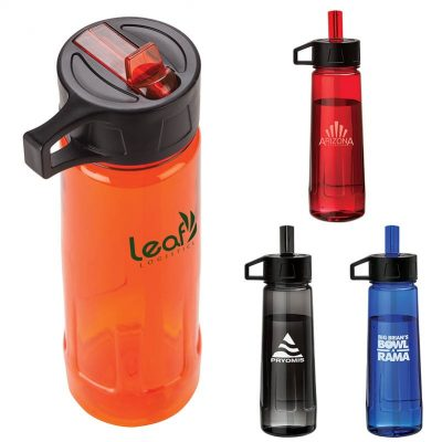 Optic 25 oz. PET Water Bottle