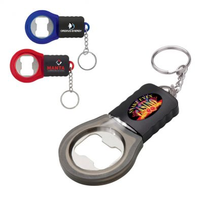 Paxton LED Bottle Opener Keyring
