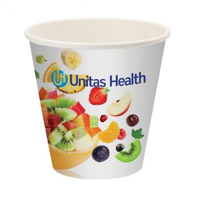 Prka 10oz Single Wall Paper Drinking Cup