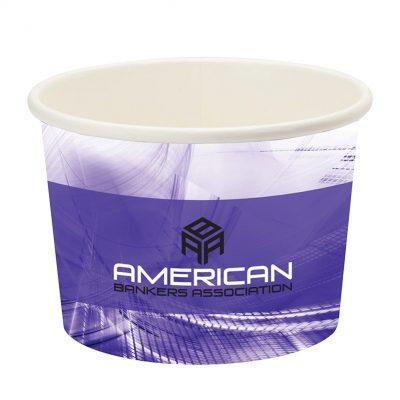 Prka 16oz Snack/Ice Cream Paper Cup