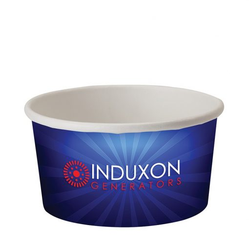 Prka 5oz Snack/Ice Cream Paper Cup